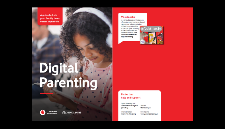 Digital Parenting: a guide to a healthy online family life