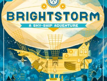Sky Ships inspired by the book 'Brightstorm' by Vashti Hardy