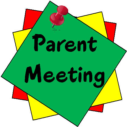 Introductory Parent Meeting
