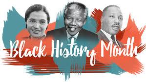 Black History Month – Inspiring People