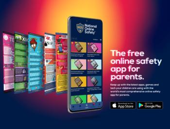 New Online Safety App!
