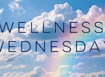 Wellness Wednesday – Let's Go Screen Free