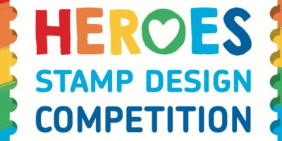 Royal Mail Hero Stamp Design