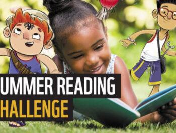 Wild World Heroes' Reading Challenge