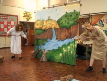 Aesop's Fables Theatre and Workshop