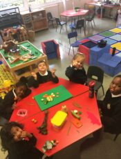 Exploring where fruit and vegetables come from.